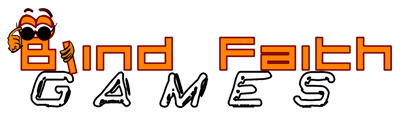Blind Faith Games (Logo)